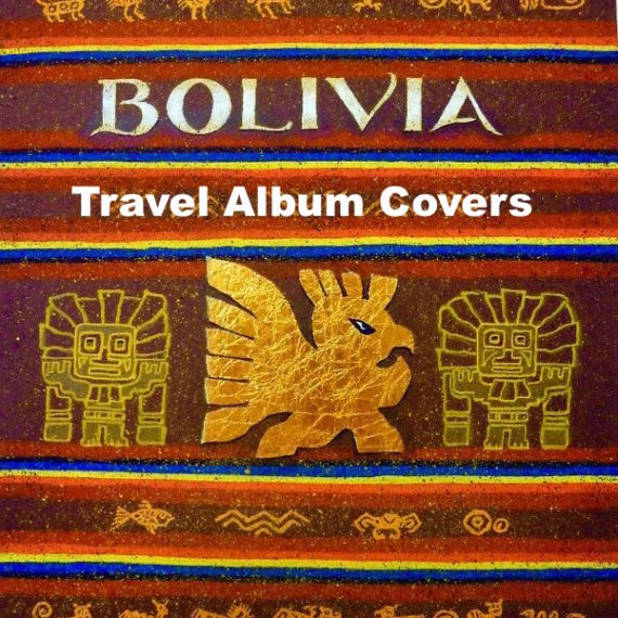 Travel Album Covers
