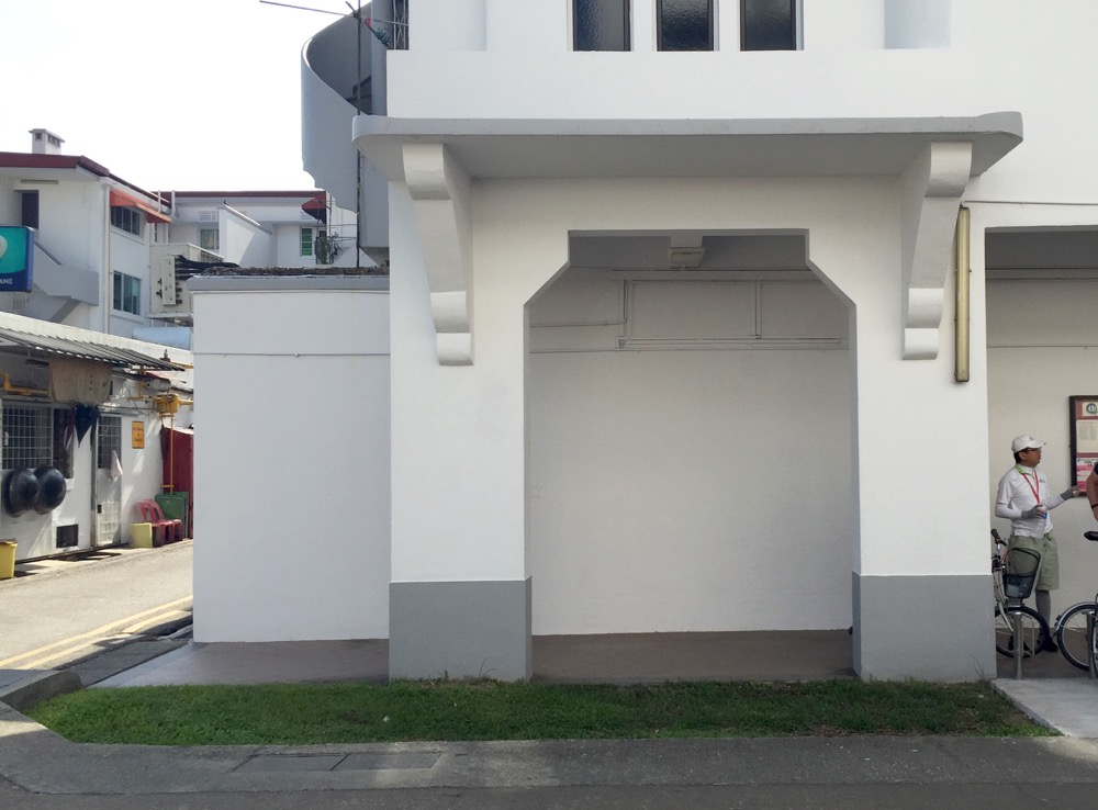 "Tiong Bahru's ""Bird Singing Corner"""