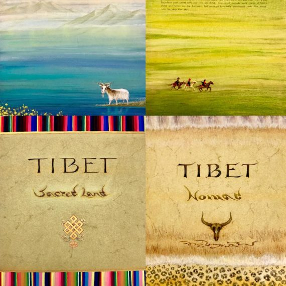 Travel sketches – Tibet