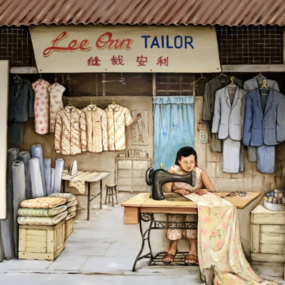 Reminiscing Old Changi – Tailor