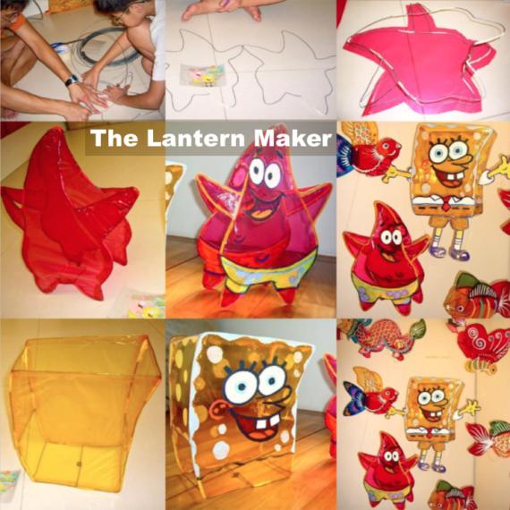 The Lantern Maker