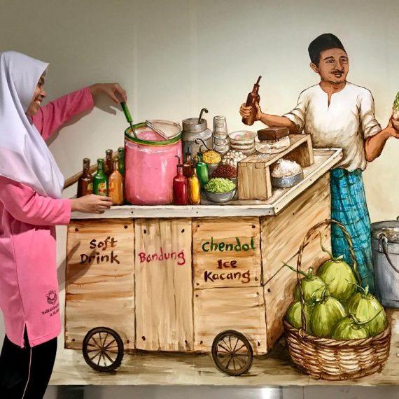 Singapore Rojak – Chendol & Bandung
