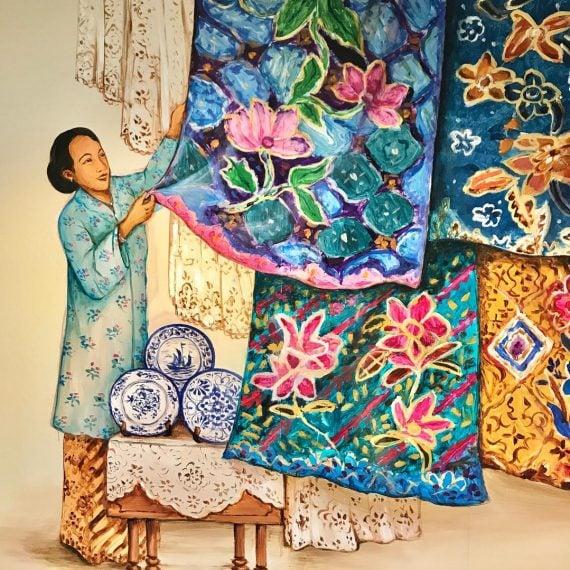 Singapore Rojak – Batik