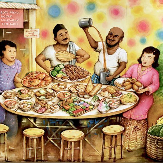 Singapore Food Paradise