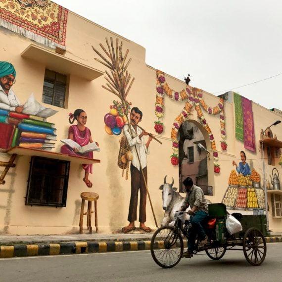 Impressions of Lodhi