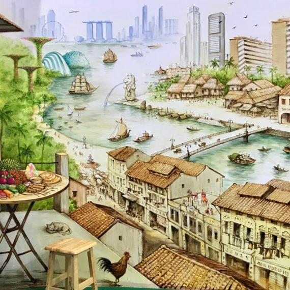 Singapore 1819-2019