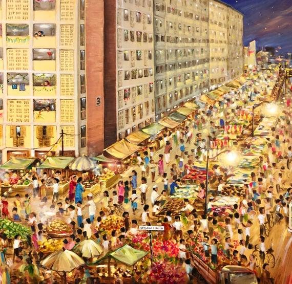 Geylang Serai Bazaar Raya